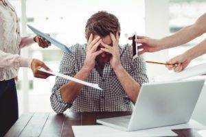 stressed-work