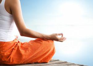 meditating-sitting