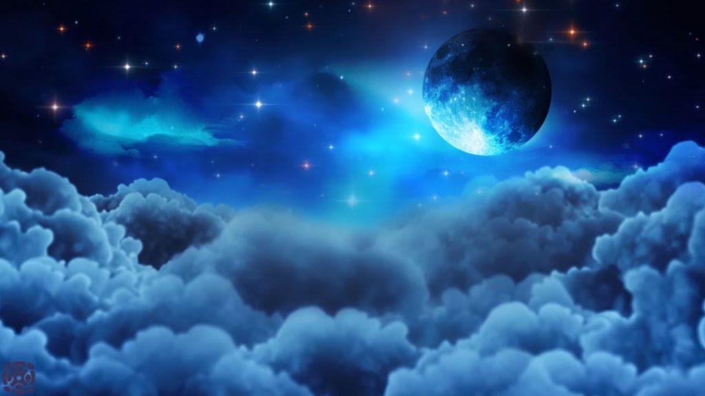 night-moon-calm